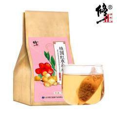 桂圆红枣枸杞姜茶